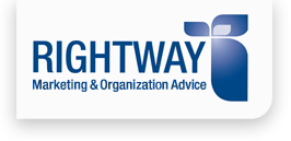 Click to return to the homepage of Rightway Marketing & Organization Advice